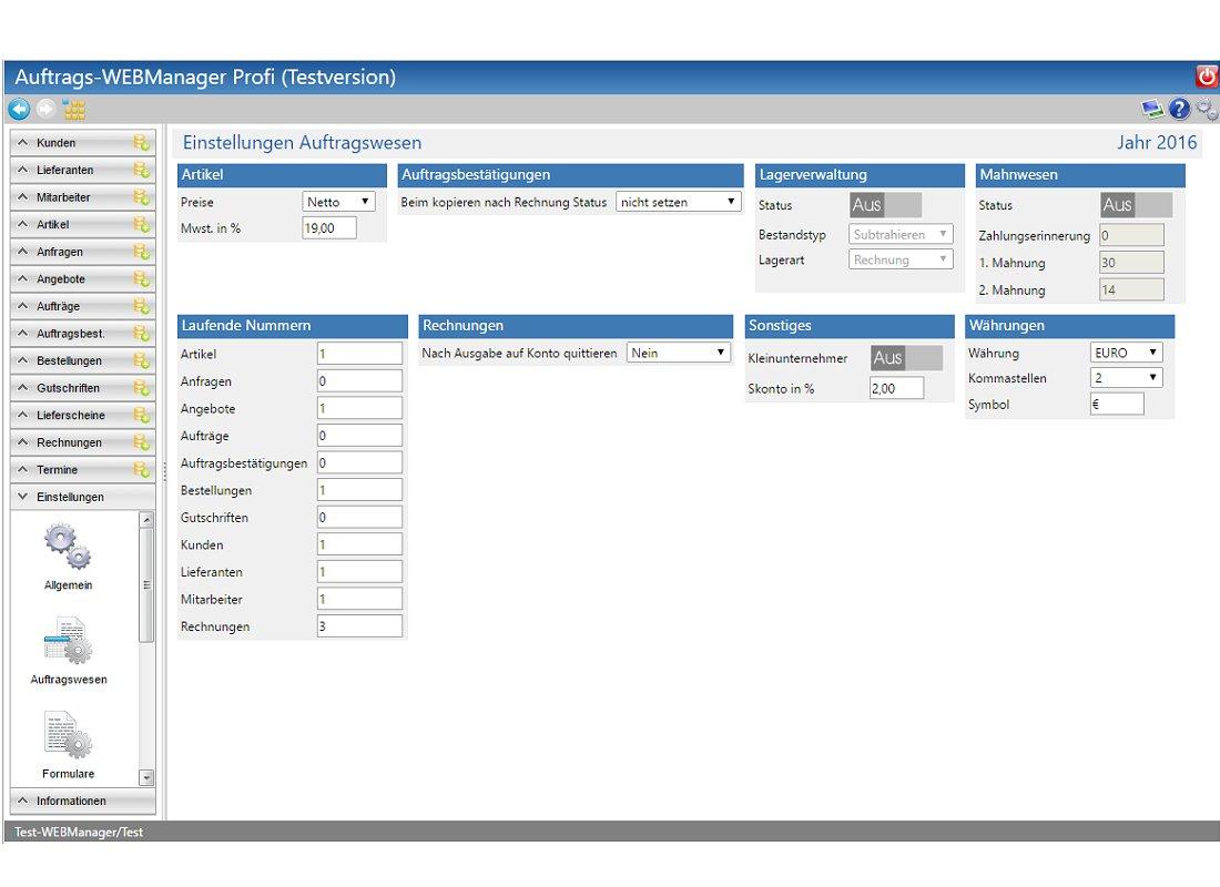 Einfaches Rechnungsprogramm Für Ihr Unternehmen